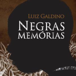 """Capa do Livro """"Negras Memórias"""""""
