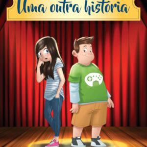 """Capa do Livro """"Uma Outra História"""""""