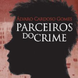 """Capa do Livro """"Parceiros do Crime"""""""