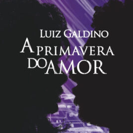 """Capa do Livro """"A Primavera do Amor"""""""