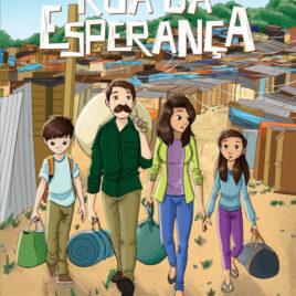"""Capa do Livro """"Rua da Esperança"""""""